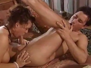 Hot action with a great facial cumshot!