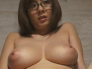 Amazing Asian Glasses Japanese  Natural Pornstar Teacher