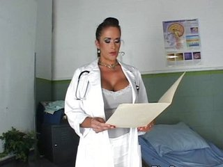 Big Tits Doctor  Pornstar Uniform