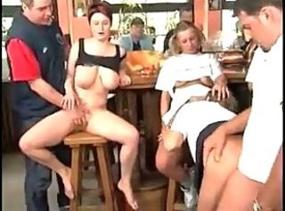 Big Tits Clothed European German Groupsex  Natural Orgy