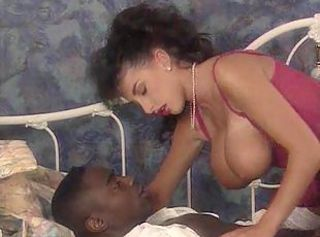 Classic Interracial - Sarah Young Takes a Big Black Cock.elN