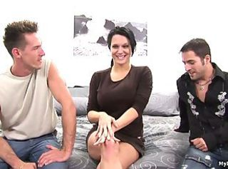 Pornstar Threesome Wife