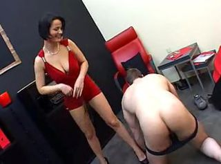 mistress and her new slave - german - csm