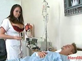 Big chest nurses brandy talore