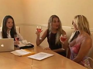 Girls in Love - Very Sweet Lesbian Threesome 3