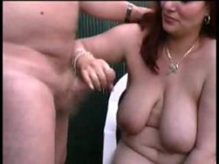 Amateur Big Tits Chubby Handjob Mature Natural Older  Small cock