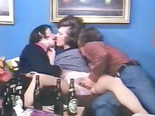 Drunk Teen Threesome Vintage