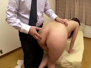 Asian Blowjob Facial Threesome Wife
