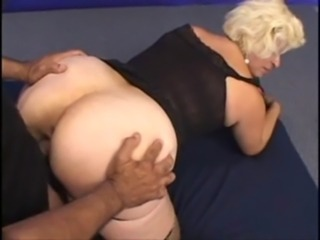 Anal Chubby Doggystyle European Mature