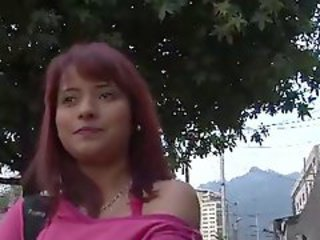 Cash European MILF Public Spanish