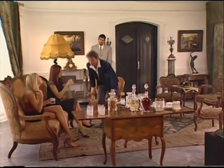 Amazing European Groupsex Orgy Vintage
