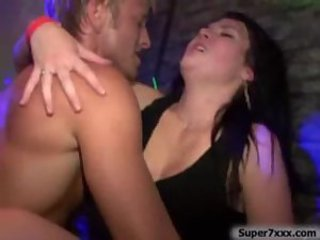 Babes fuck random strippers
