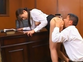 Asian Babe Japanese Secretary Teen