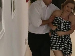 Katja Kassin Assfingered Throatfucked And Butt Banged For Cum