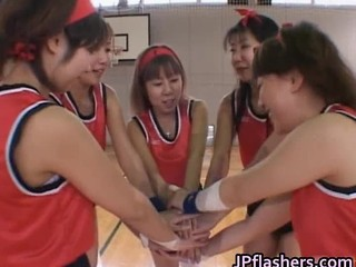Amateur Asian Sport Teen