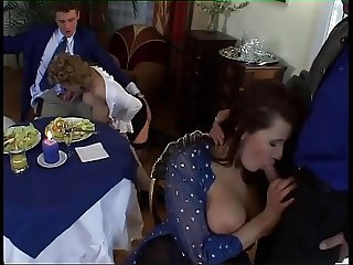 Big Tits Blowjob Clothed Groupsex  Swingers