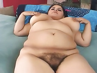 Hairy BBW freak 2