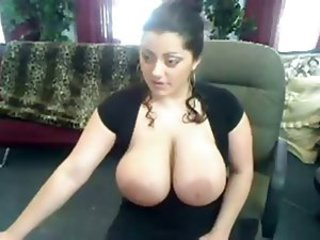 Arab Big Tits Chubby Homemade