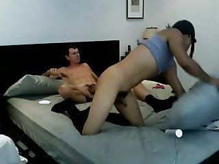 Mature white fucking with crossdresser with tight ass