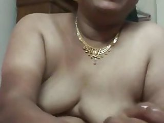 Amateur Handjob Homemade Indian Mom