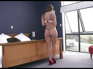 Amazing Ass Lingerie Solo Teen
