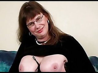 Big Tits Glasses  Natural Pov