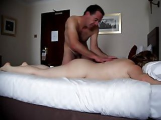 Amateur Homemade Massage Older Wife