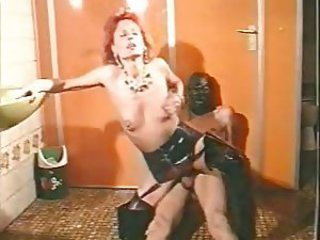 Latex  Redhead Riding Vintage
