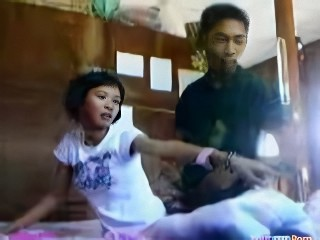 Thai Teen Premature Creampie