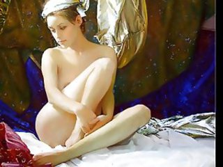 Erotic Paintings of Serge Marshennikov 2