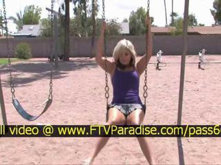 Outdoor Public Teen Virgin