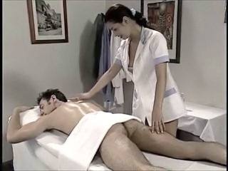Amazing European Italian Massage Nurse Pornstar Uniform Vintage