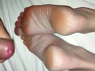 Wife's fit feet
