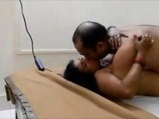 Indian aunty enjoyed by hubbys friend in coolel