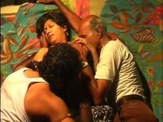 Amateur Homemade Indian Mature Older Threesome