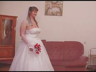 Bride Chubby Mature