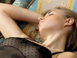 Lingerie Sleeping Teen