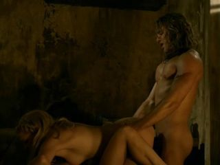 Spartarcus: threesome...