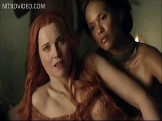 Xena's Lucy Lawless Nude In S...
