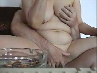 Amateur Chubby Homemade  Riding Wife