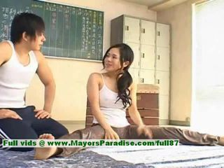 Sora Aoi hot girl amateur lov...