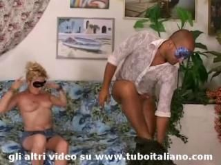Italian Amateur Housewife - M...
