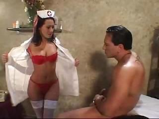 Amazing Lingerie  Nurse Pornstar Stockings Uniform