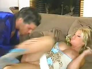 Dolly Golden spreads them on ...
