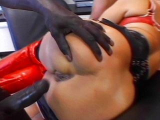 Blonde pervert ass fucked in ...