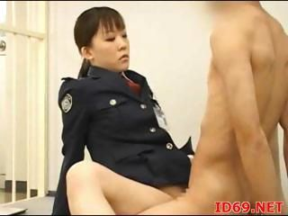 Asian Blowjob Japanese Prison Skinny Teen Uniform