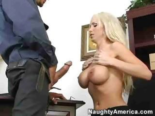 Nikki Benz - The New Secretar...