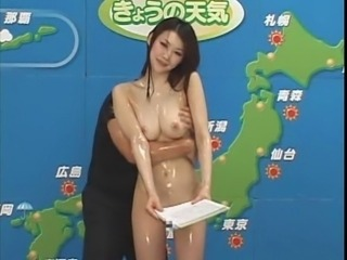 Asian Funny Oiled Public Teen Thai