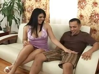 Amazing Latina  Mom Old and Young