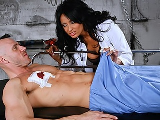 Amazing Doctor  Pornstar Uniform